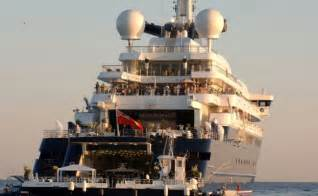 billionaires party boat   daring mission  honour