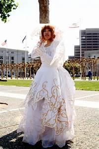 cosplay ll sakura ll wedding dress by deepsetthinker on With cosplay wedding dress