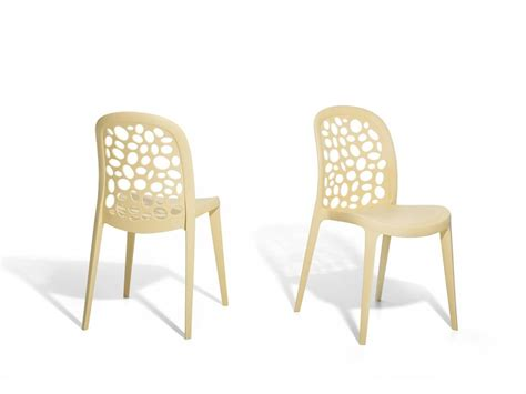 chaise de jardin plastique beautiful chaise de jardin en plastique gallery matkin