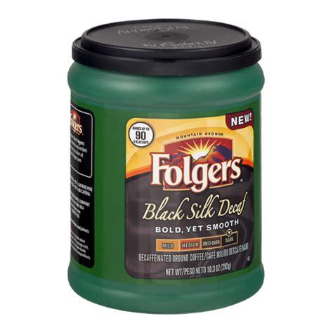 How is decaf coffee made? Folgers Decaffeinated Ground Coffee Dark Roast Black Silk Decaf Reviews 2019