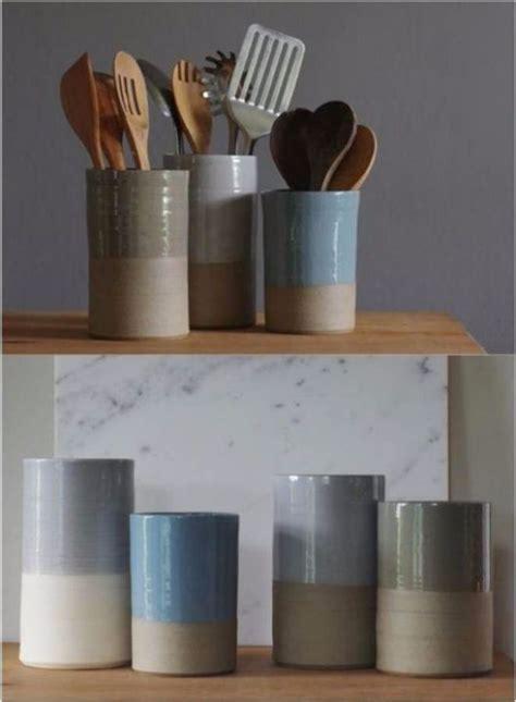 great diy kitchen utensil storage organization ideas
