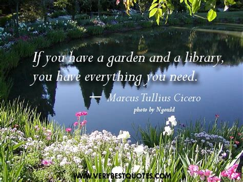 need a gardener librarian quotes inspirational quotesgram