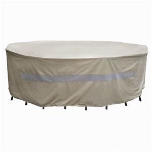 hearth garden polyester oversized x large patio table With polyester patio furniture covers