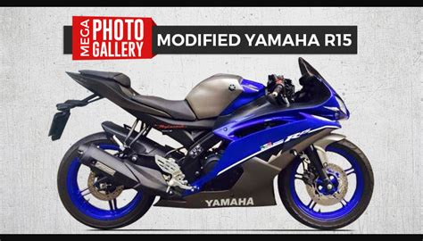 mega gallery modified yamaha r15