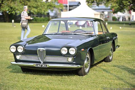 Alfa Romeo 1960 by 1960 Alfa Romeo 2000 Praho Supercars Net