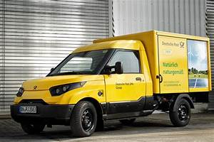 Flipboard: DHL Streetscooter electric vans will make ...