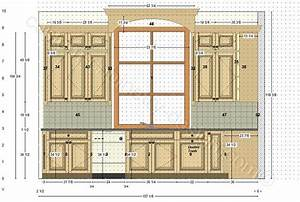 Cabinetry Floor Plan Elevations, Design Layouts to Build
