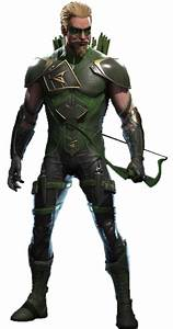 Green Arrow Injustice 2 Transparent by gasa979 on DeviantArt