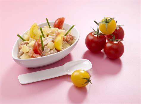 cuisine de pomme de terre ma première salade de pommes de terre cuisine de bébé