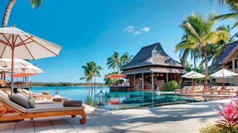 luxurious hotel  mauritius constance le prince maurice