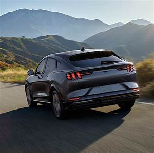 2021 Ford® Mustang Mach-E SUV | All-Electric & Exhilarating