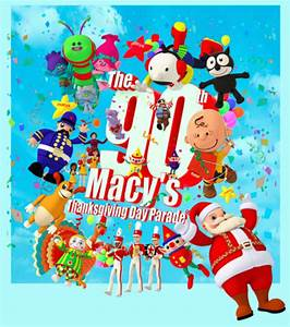 Macy's Thanksgiving Day Parade in NYC - Weekend Jaunts