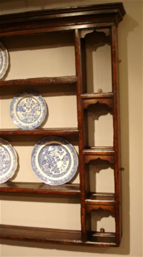 georgian oak delft rack antique plate rack wall shelves uk antique wall shelves mahogany