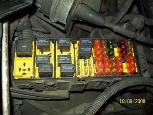 96 Jeep Grand Cherokee Fuse Box Diagram