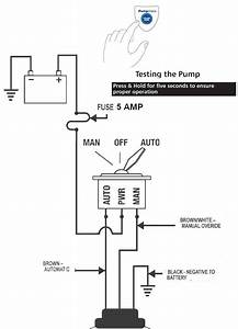 12 Volt Bilge Pump Wiring Diagram