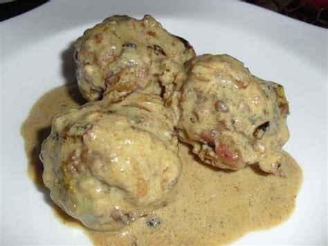 jatte cuisine boulettes de viande sauce curry aurélie cuisine