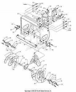 Mtd 31ae645e352  1998  Parts Diagram For General Assembly