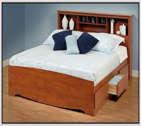 king bookcase headboard with lights headboard with lights home design ideas