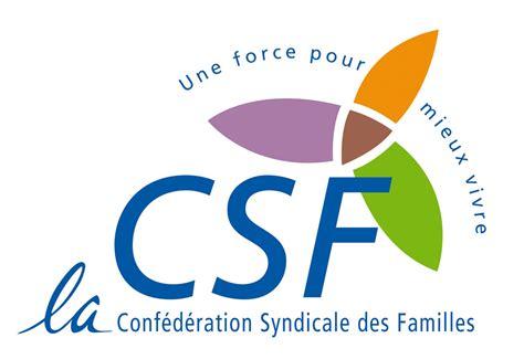 mairie la chambre confédération syndicale des familles csf défense des