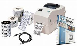 bci asset label printing kit the barcode experts low With asset tag label printer
