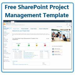 free sharepoint project management template project With free sharepoint designer templates