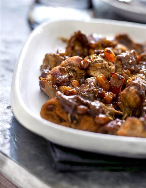 cuisine du lapin lapin au sirop épicé pour 6 personnes recettes à table