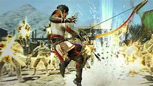Dynasty Warriors 8: Xtreme Legends PS4 and PS3 graphics ...