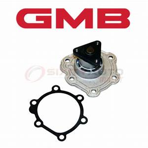 Gmb Water Pump For 1991-2002 Saturn Sl 1 9l L4