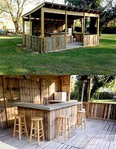 Thousands of Recycled Pallet Furniture Ideas - Pallet