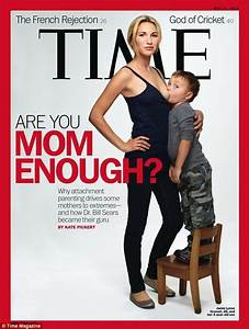 Time magazine cover shows Jamie Lynne Grumet, 26
