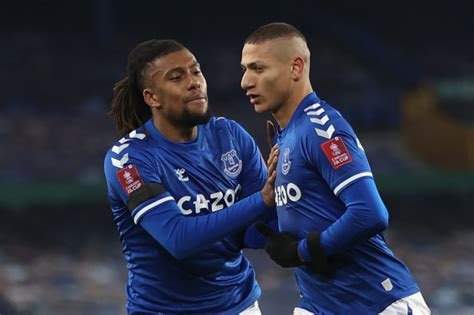 4-2-3-1 Everton Predicted Lineup Vs Liverpool - The 4th ...