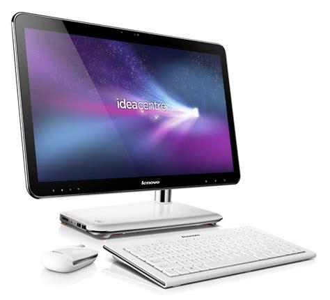 bureau pour imac high tech lenovo ideacentre a310 un ordinateur de bureau