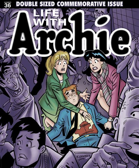 Archie, Comic Book Character To Die In July Issue Of