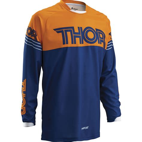 kids motocross jersey thor phase 2016 youth hyperion motocross jersey junior