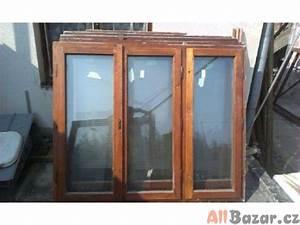Dřevěná okna bazar