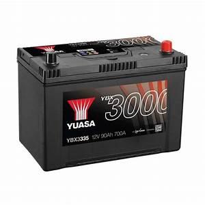 Starterbatterie 12v 90ah : yuasa smf autobatterie starterbatterie ybx3335 59504 12v ~ Kayakingforconservation.com Haus und Dekorationen
