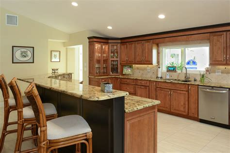kitchen design open floor plan belleair open floor plan kitchen contemporary 7956