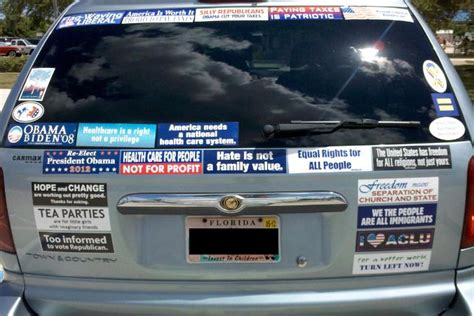 obamas speech   joint session  bumper stickers