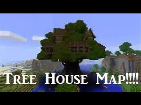 minecraft xbox  amazing treehouse mapw  youtube