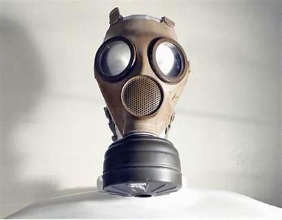 Belgian Mask Gas M51 French King