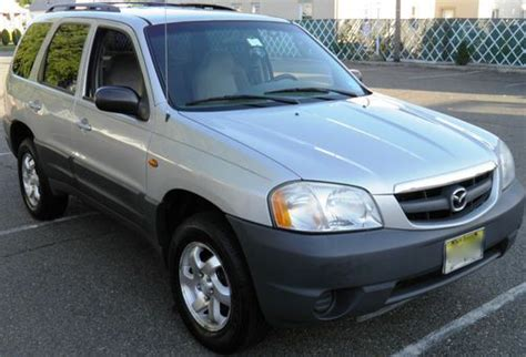 auto air conditioning repair 2001 mazda tribute transmission control sell used 2001 mazda tribute dx suv truck 4 door 2 0l 4wd standard in bloomfield new jersey