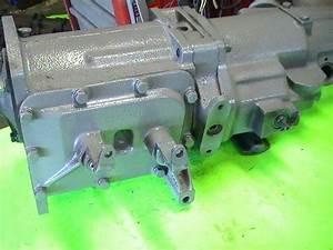 57 F100 3 Speed Light Duty Transmission Identification