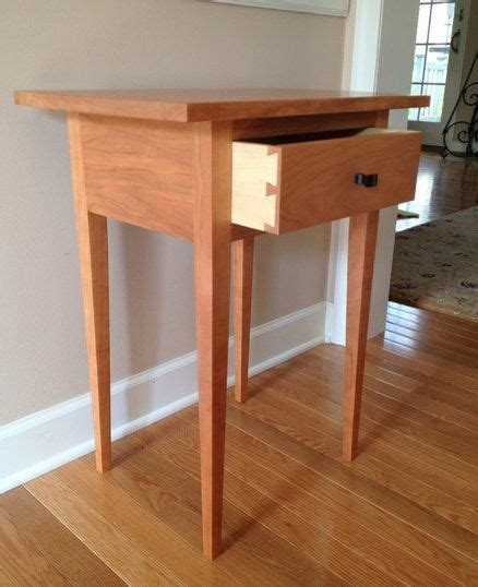 Bedroom End Tables Plans by Check Out Our Free Woodworking Plans Page For This Shaker