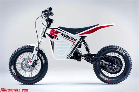 Kuberg Electric Motorcycles For Kids And Adults Alike
