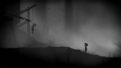 Sad Backgrounds Background Death Limbo Monochrome Games