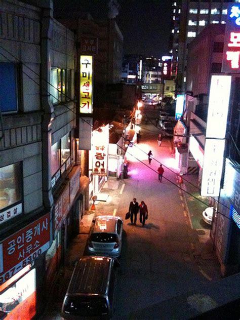 seoul red light district tsugaharaaizawa cheongnyangni 588 seoul biggest red light