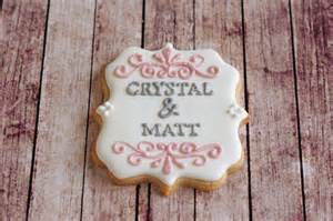 custom wedding favors fancy plaque wedding