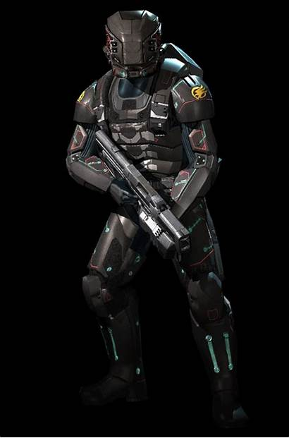 Armor Suit Combat Armour Integrated Command Conquer