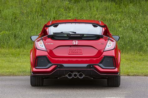 Honda Wants More Powerful Civic Type R Motor Trend