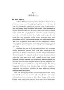 Implementasi Regresi Linear Untuk Prediksi Nilai Ujian